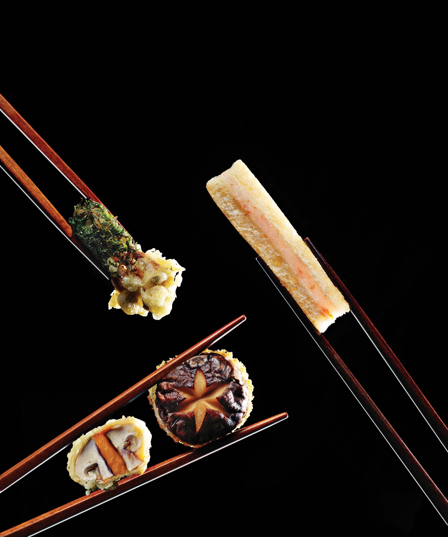 버섯과 차새우 © 심윤석