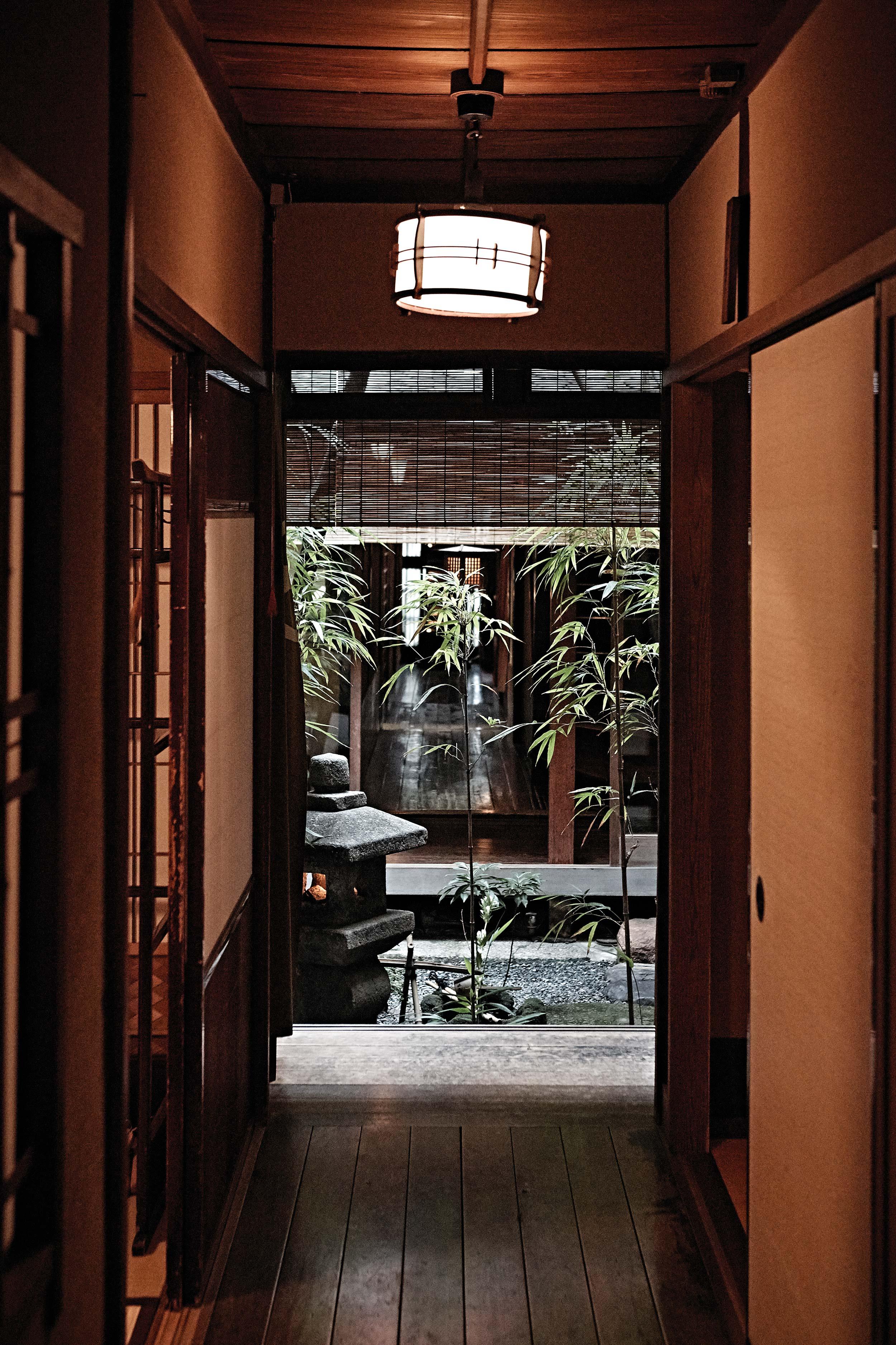 1801년에 오픈하여 8대째 운영 중인 긴마타. © 김재욱