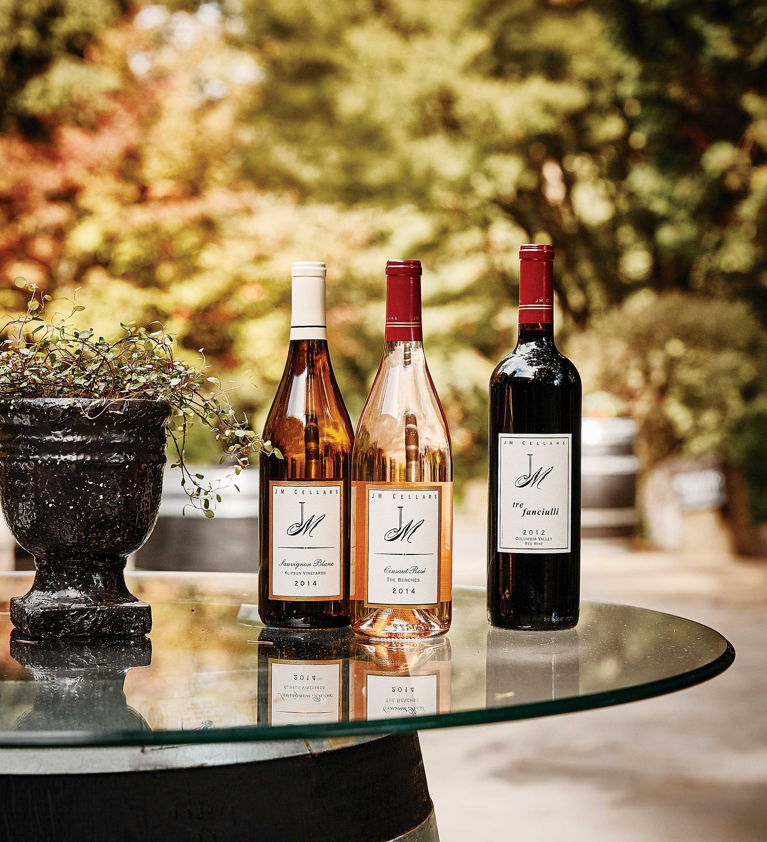 제이엠 셀러스의 대표 와인. 1만 명이 넘는 회원들로 인해 판매가 빨리 마감된다. © 심윤석