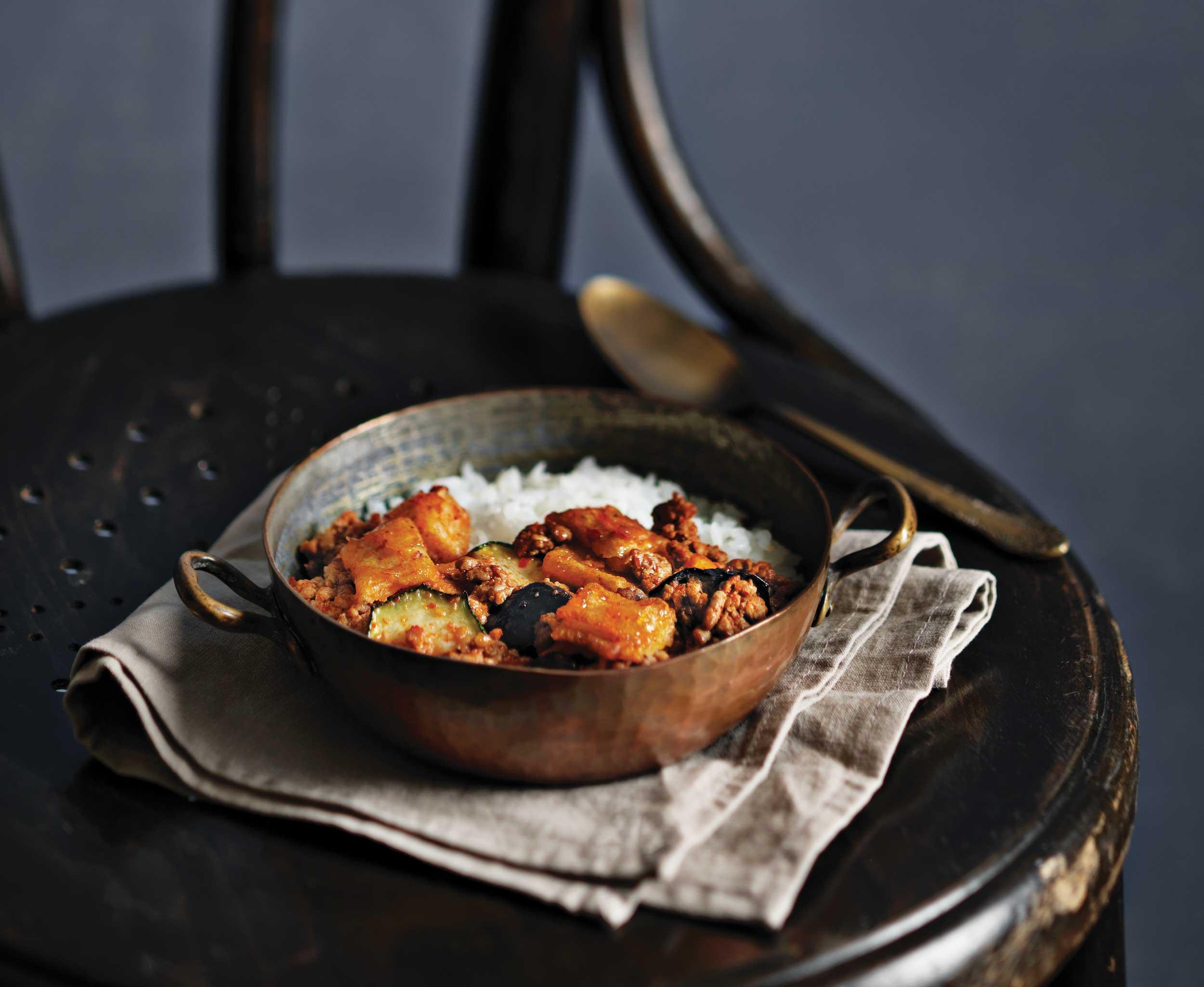 마파어묵덮밥 © 심윤석