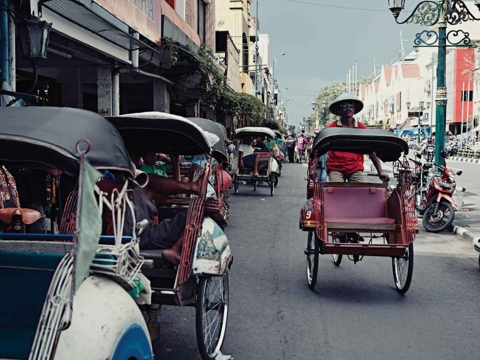 말리오보로 거리의 풍경. © 김재욱