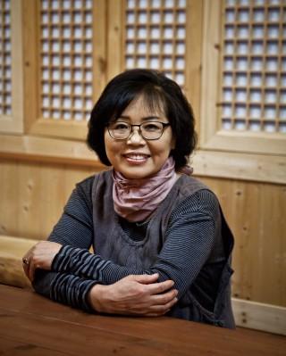 향토 음식 연구가인 농가 맛집뜰의 조선행 대표 © 현관욱