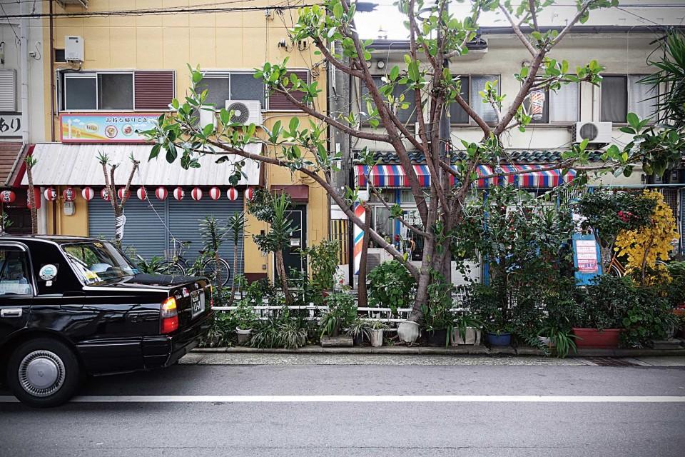지유켄은 오사카 최초의 경양식집으로 명물 카레가 유명하다. © 문은정