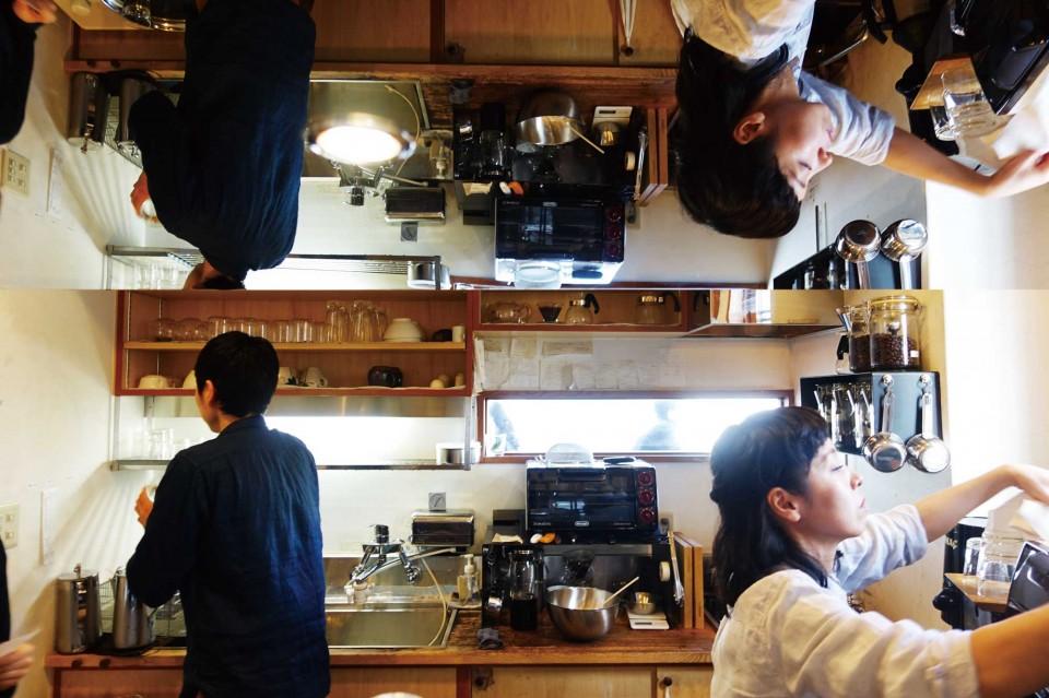 모토커피는 커피를 맛있게 뽑기로 유명한 곳이다. © 문은정