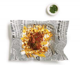 고수를 추가해 곁들여 먹으면 더 맛있는 메가프라이즈. © 정현석