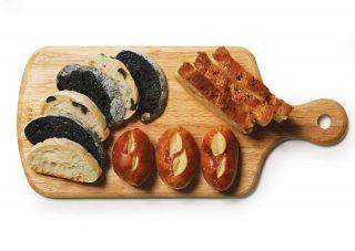 가게에서 직접 반죽해 만든 빵.© 정현석