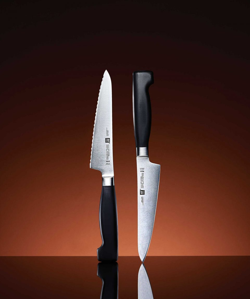 4스타 컴팩트 나이프 톱니형·4스타 컴팩트 나이프 일반형 각각 14cm 12만8000원
