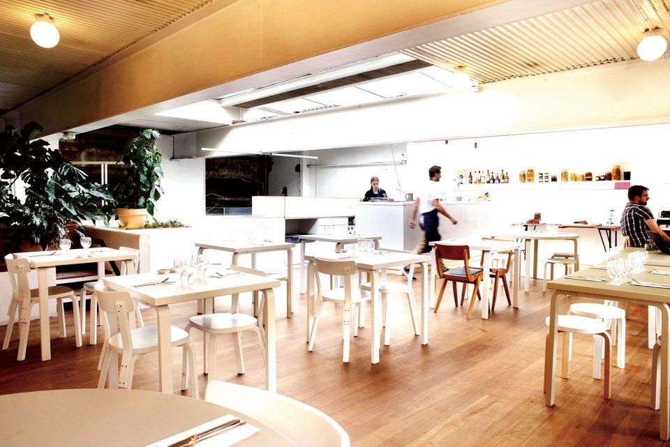 Rochelle Bar & Canteen at ICA