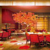컨템퍼러리 일식을 선보이는 레스토랑 미주미. 윈 팰리스에서 주목받는 곳 중 하나다.