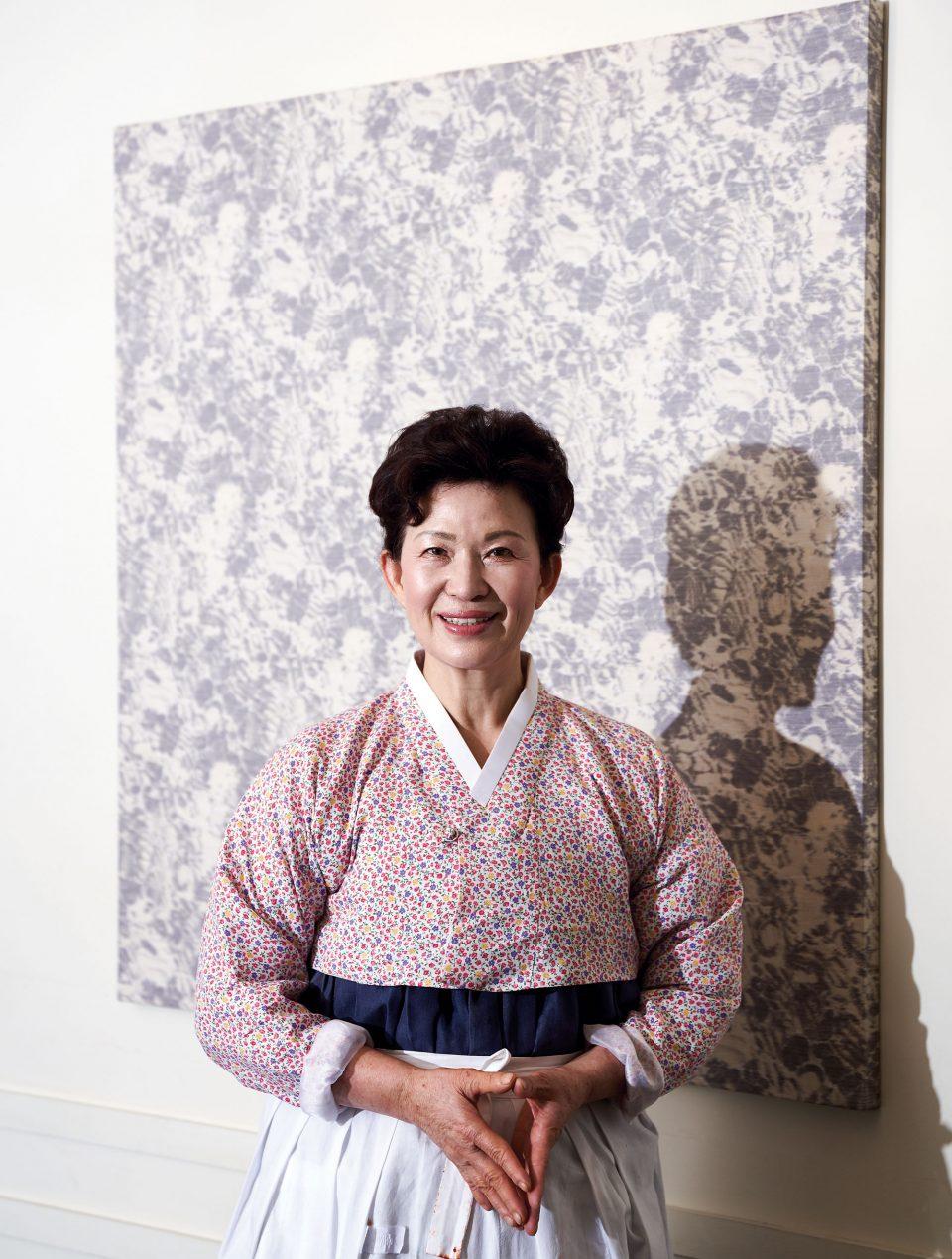 봉우리 역삼본점에서 이하연 명인의 모습.