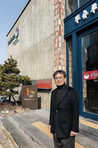 뚜쥬루의 창립자 윤석호 대표.