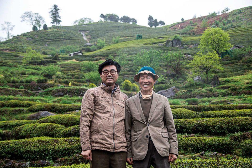 아름다운 동맹으로 최고의 차를 만드는 하일남 대표(오른쪽)와 김종균 대표.